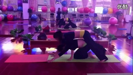 瑜伽教学(全套瘦身美颜健身课)瑜伽视频