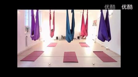 瑜伽入门(后踢腿式紧腹篇)瑜伽减肥视频