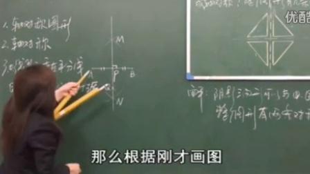 人教版初中数学8年级上名师辅导轴对称