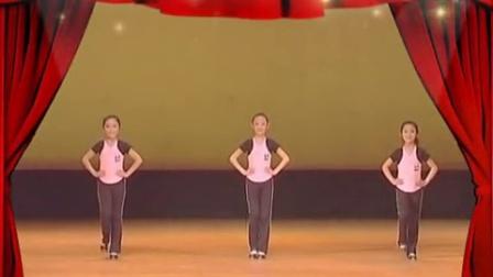 兰州卡特兰少儿艺术培训基地踢踏舞电视教学视频选播2_高清