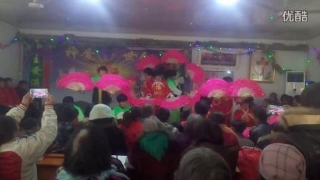 曹海教会基督教歌曲舞蹈《今天是你的生日》