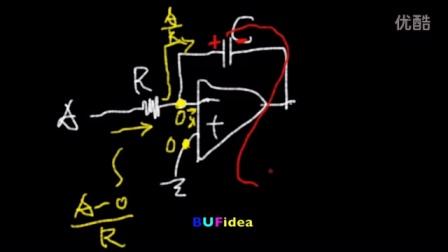 电路学82:OPA积分器