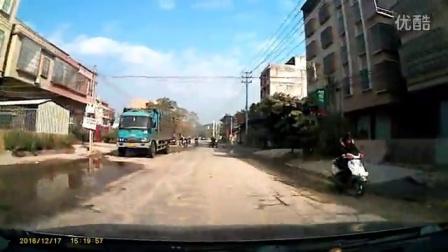 广东省揭阳市揭东区X114县道锡场路段