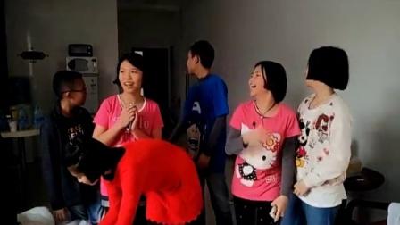 萨瓦迪卡!众泰国小孩为河北献上祝福