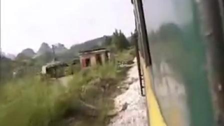 黔桂铁路支线金红铁路蒸汽机车 金城江