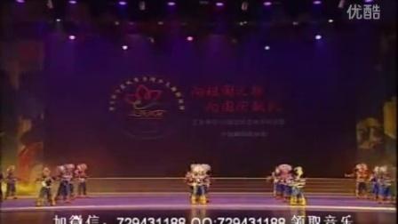 第五届小荷风采幼儿舞蹈视频 咿呀 咿呀小嗲嗲
