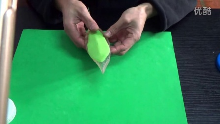 语心艺术粘土花艺 面包花 铃兰教学视频2
