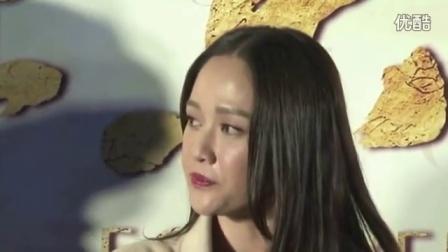 陈乔恩否认被-抢角-未曾和   《扶摇皇后》接触 161201_标清