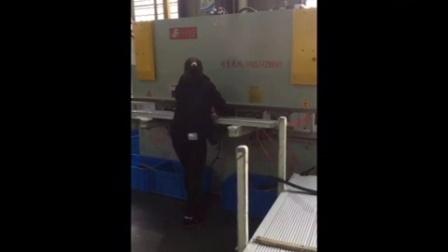 光伏边框组合冲视频——江苏锋利