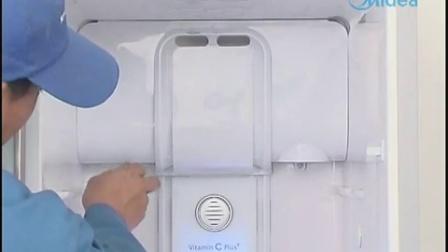 家电维修视频教程 美的冰箱维修培训视频05
