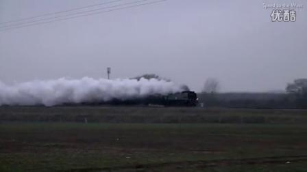 蒸汽火车与速度_高清