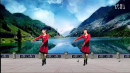 江家店舞动广场舞《山不转水转》