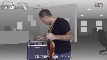 Fishman V-200 Violin Pickup 小提琴、中提琴 & 大提琴经典系列拾音器