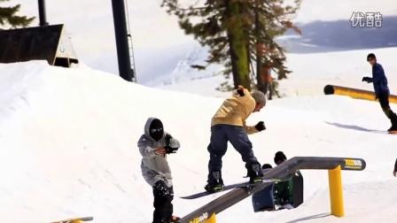 极限滑雪-国外达人炫技篇3