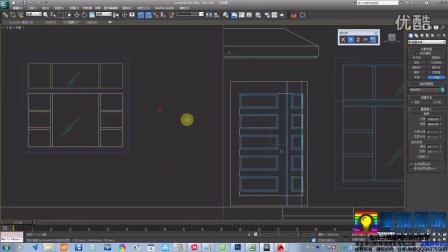 星耀照明 原创亮化照明三维设计-3DSMAX基础建模教程 -4.1建筑建模