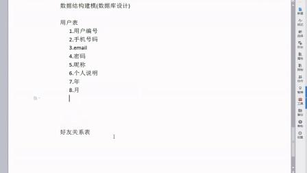 java制作QQ-03、业务分析(三)【凯哥学堂kaige123.com】