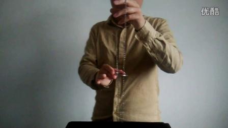 32魔术教学项链穿越