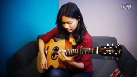 不同桶身的吉他音色比较 - 桃花心木篇 -许绮娟演奏 Ayers20周年