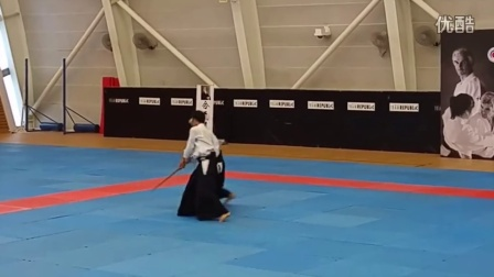 4TH all AIKIDO Shinju-kai, Bruno Gonzalez