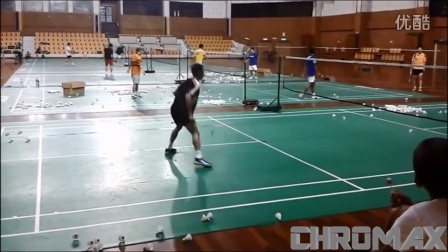 BADMINTON PROFESSIONALS - How They Train 专业球员如何训练 _ Lee Chong Wei, Lin D