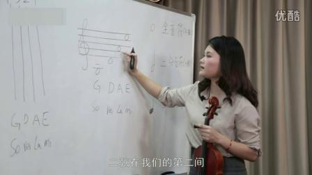 小提琴好学吗_初学小提琴教程指法带图