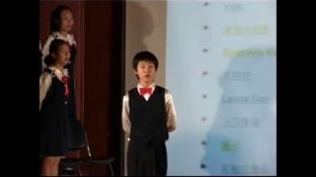 杨鸿年老师童声合唱团演唱《夜莺》