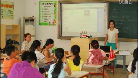 2017开发区中小学生英语风采大赛四小Mary