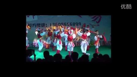 进修幼儿机构《筷子舞》