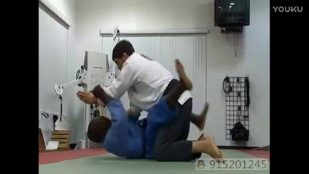 格斗体能力量训练教程之巴西柔术