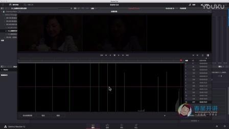 好莱坞电影调色巨匠之达芬奇调色教程-06-场景剪切探测