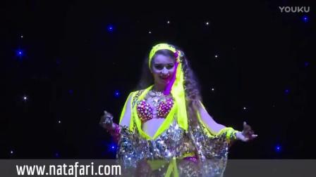 NATA FARI 2016开罗之星国际肚皮舞节巨星galashow上的精彩演出