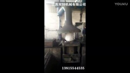 锅炉烟尘环保除尘器工作原理视频 中频炉改造粉尘除尘器使用方法视频-江苏双特机械有限公司