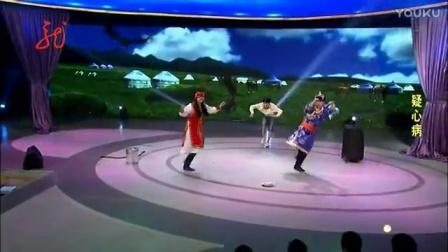 疑心病 130915 开心麻花街1 搞笑视频美女