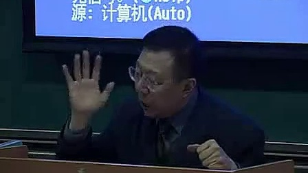 超清在线观看 人大教授周孝正评于丹-视频_1