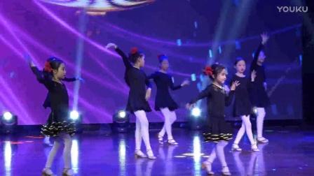 郑州少儿拉丁舞苗昀老师少儿拉丁舞成品舞《恰恰恰》 河南省米亚舞蹈培训中心