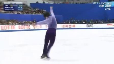 Shoma 宇野 Japan Nats 2016 SP