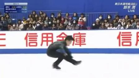 Jun SUZUKI Japan Nats 2016 SP