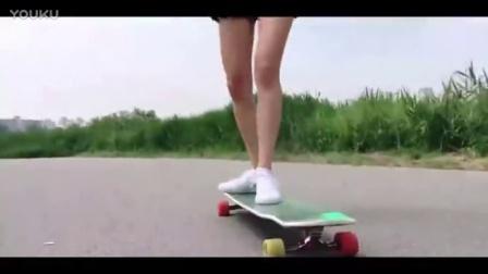 滑板少女,身材好,技术更好,佩服摄影师的评论