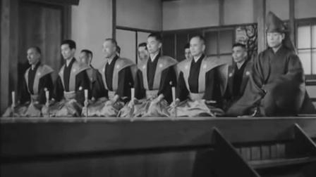 《晚春》能剧片段 1949