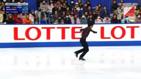 Keiji Tanaka - 2016 Japanese Nationals SP [HD, 1280x720p]
