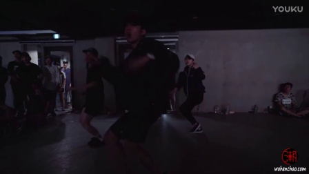 [我很潮] 韩国1m舞室 曲名중2병  潮男帅气鲜肉男神junsun yoo 镜面编舞