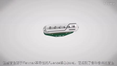 FISHMAN Fluence®  单线圈宽拾音器