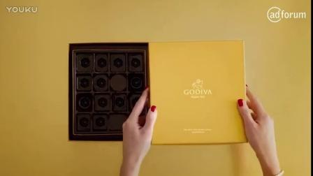 圣诞广告季 | Godiva-分享盒