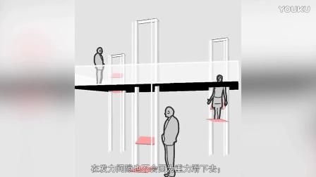 「资讯100秒」不用电的电梯,老人和残疾人都可以来去自如