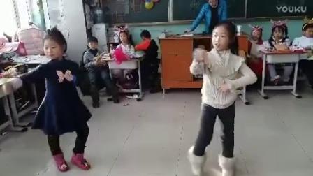 延吉市新东方少儿舞蹈培训院中班学员舞蹈表演《1234》