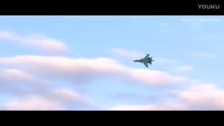 """俄罗斯SU-34""""鸭嘴兽""""战斗轰炸机"""