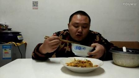 面筋的做法大全-中国吃播直播面筋怎么炒好吃-面筋小吃车