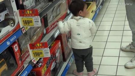 2016.12.24叮铛在大润发9