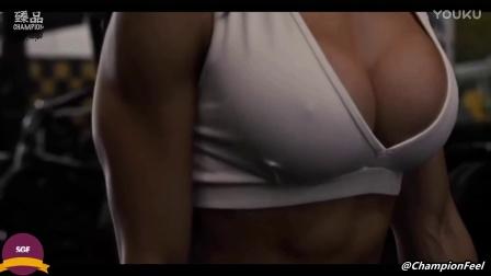 【臻健身】巴西性感女超人Eva Andressa