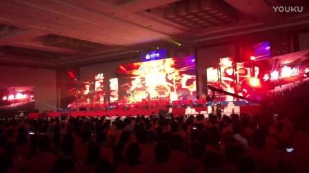 北京女子打击乐 北京震撼开场节目